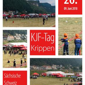 26. Kreisjugendfeuerwehrtag 2018 in Krippen an der Elbe
