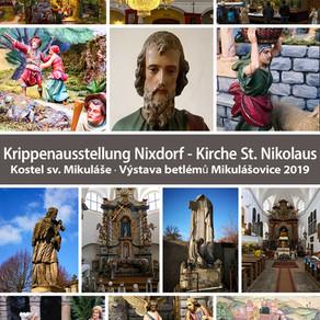 Die Niederland-Krippe von Nixdorf