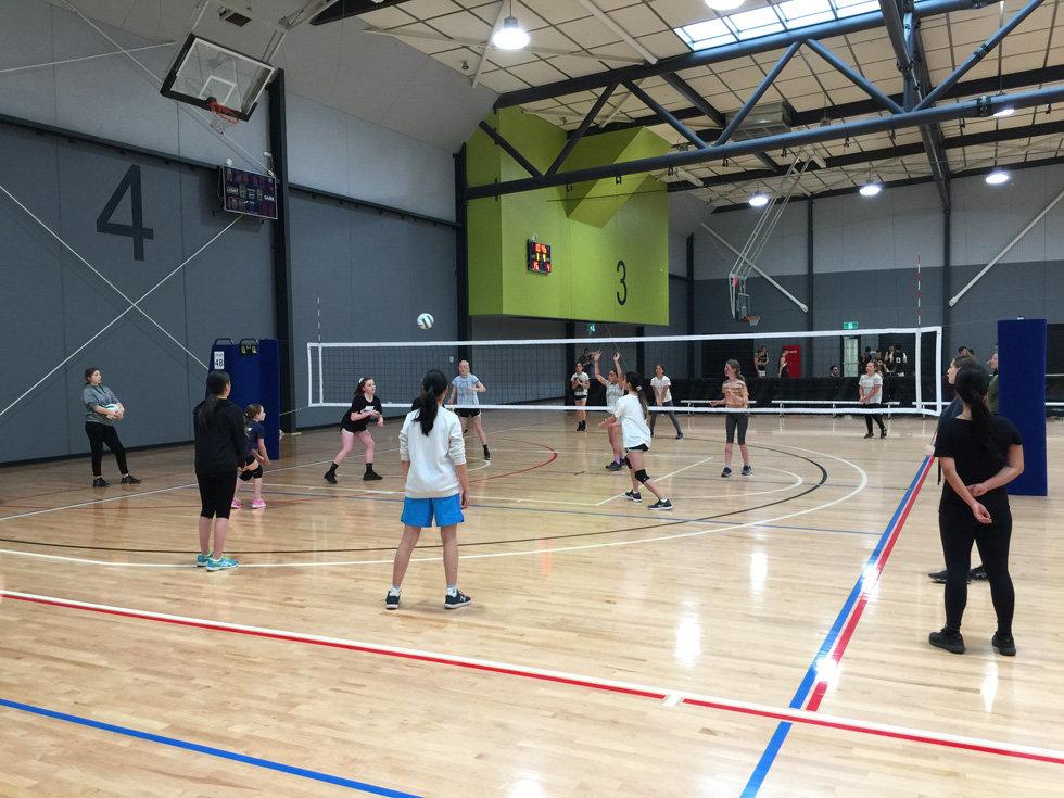 Manningham Volleyball Beginners Clinic