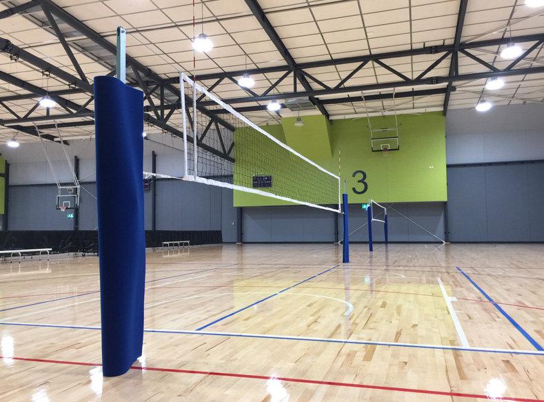 Manningham Volleyball Court 3