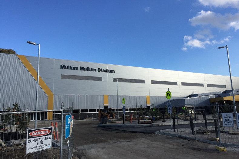 Mullum Mullum Stadium Donvale