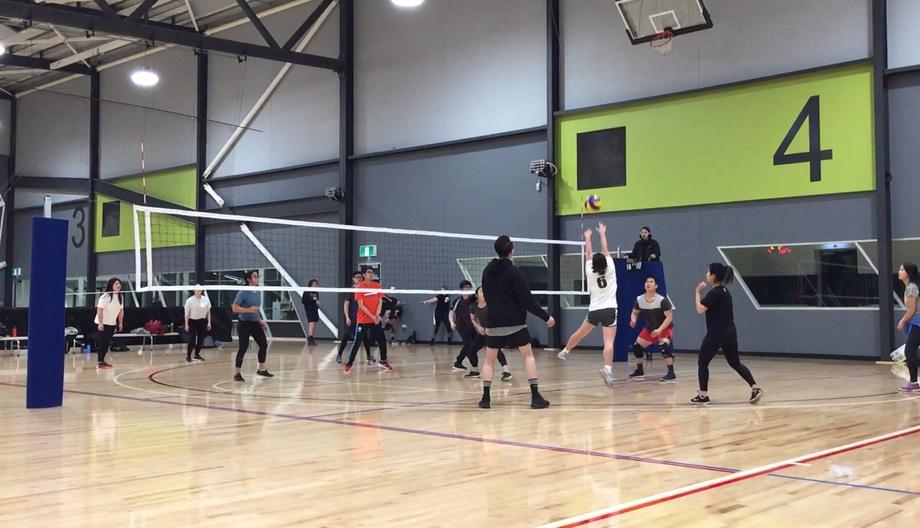 Manningham Volleyball B-Grade