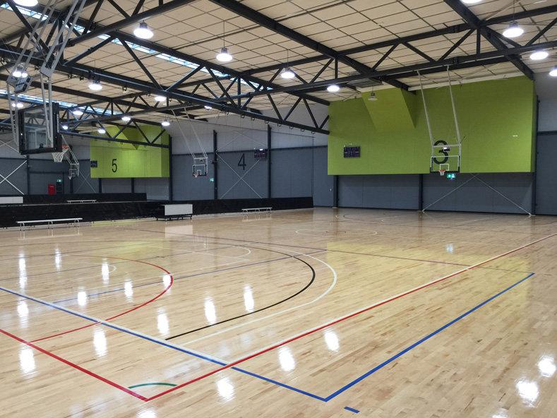 Mullum Mullum Stadium Courts 3 4 5