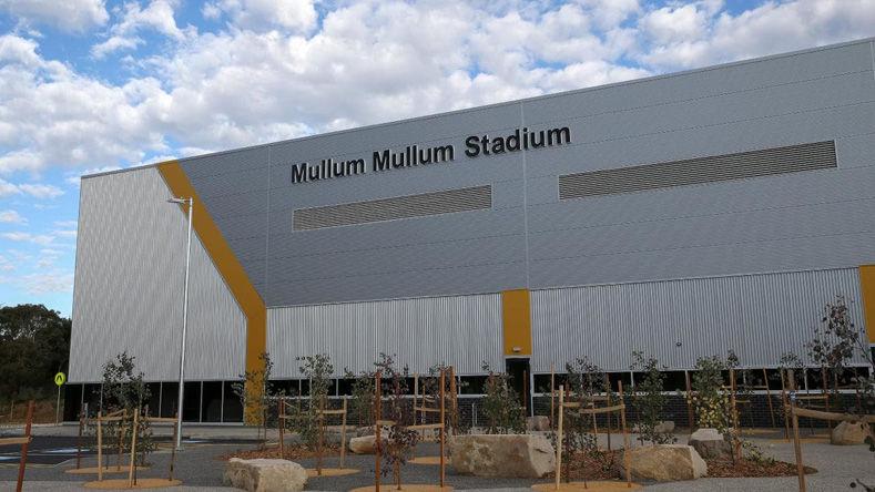 Mullum Mullum Stadium Trees