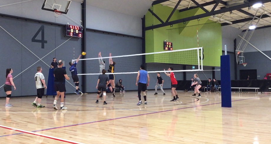 Manningham Volleyball Division 1