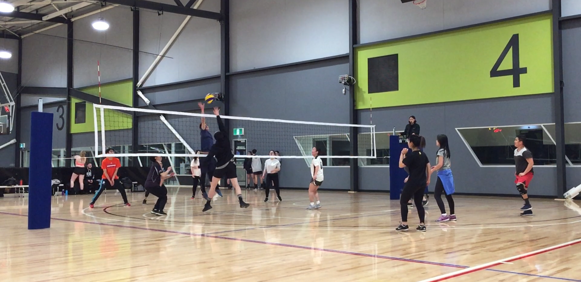 Manningham Volleyball Division 2