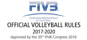 FIVB Volleyball Rules