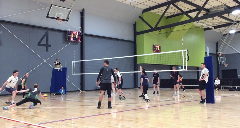 Manningham Volleyball A-Grade