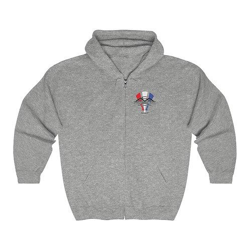 Full Zip ACA Hooded Sweatshirt
