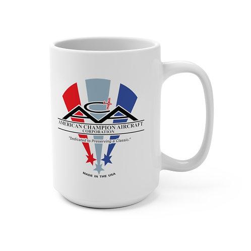 Retro ACA Ceramic Mug