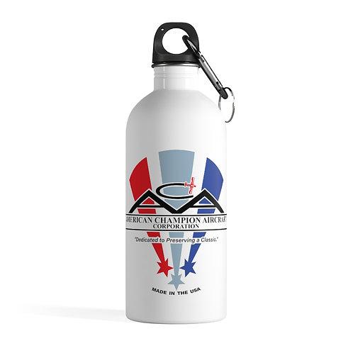 Retro ACA Stainless Steel Water Bottle