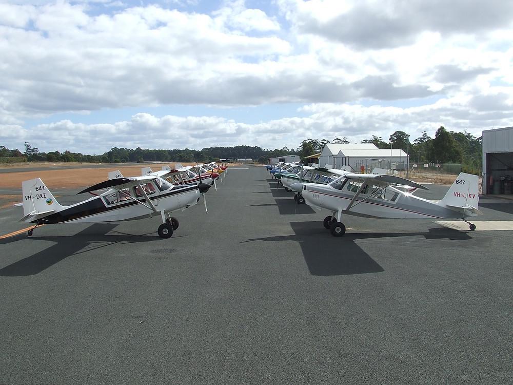 Australia DPaW's Fleet of ACA Aircraft