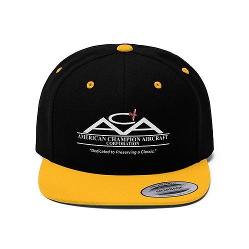 Flat Bill ACA Hat