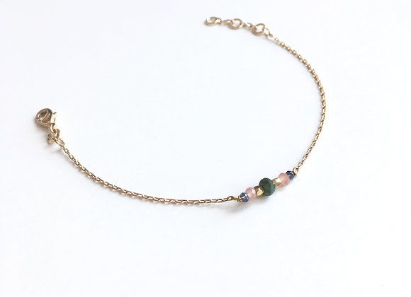Bracelet CERATONIA multi