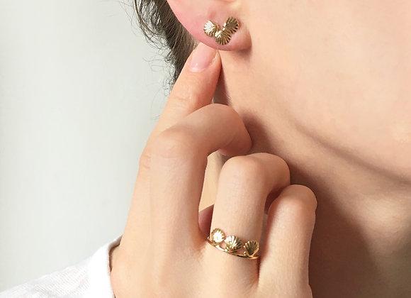 Boucles d'oreilles NYMPHE