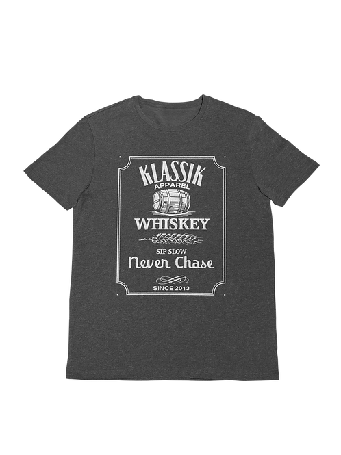 Klassik Whiskey Tee