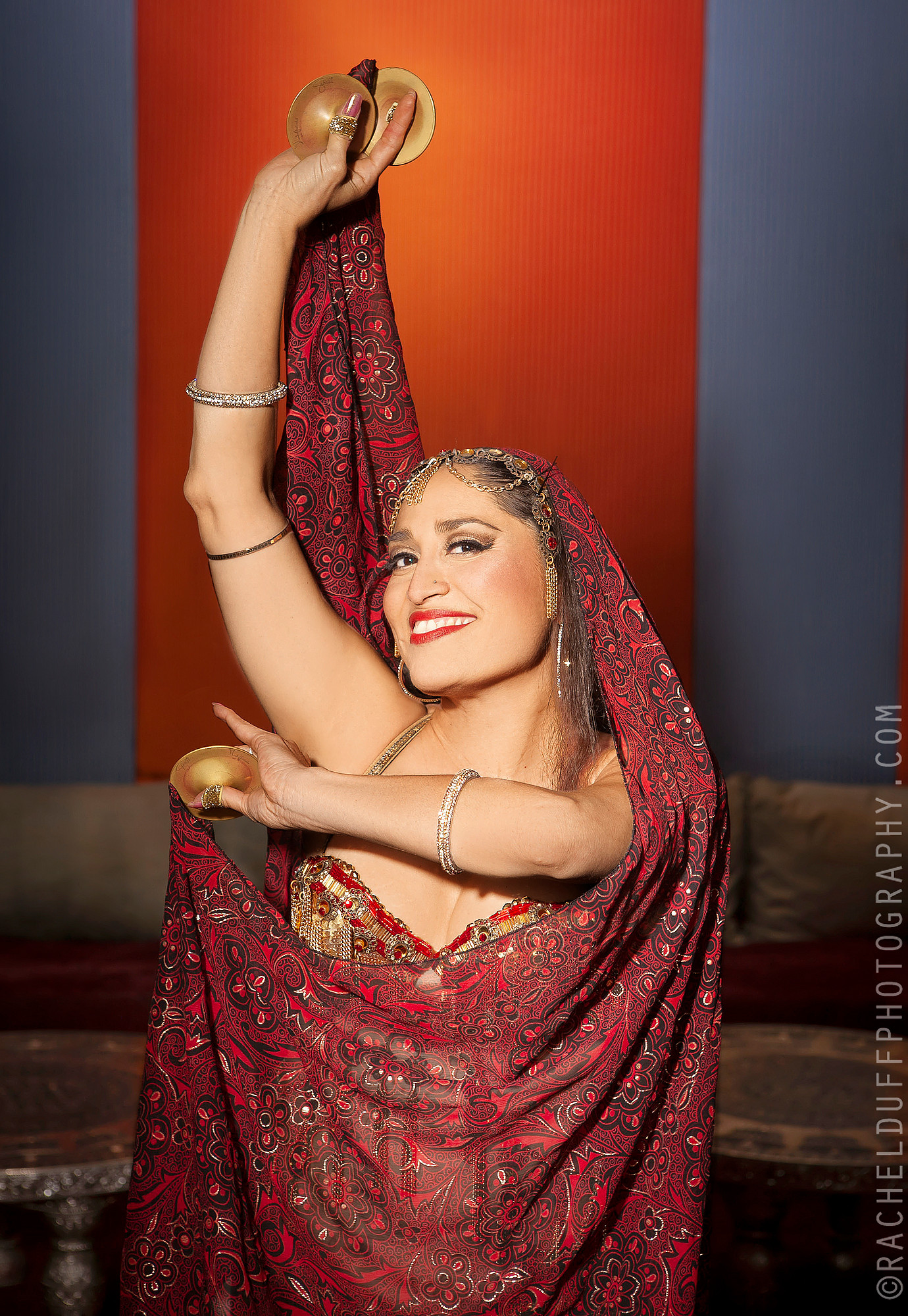 Level 2 Belly Dance (Foundations 2)