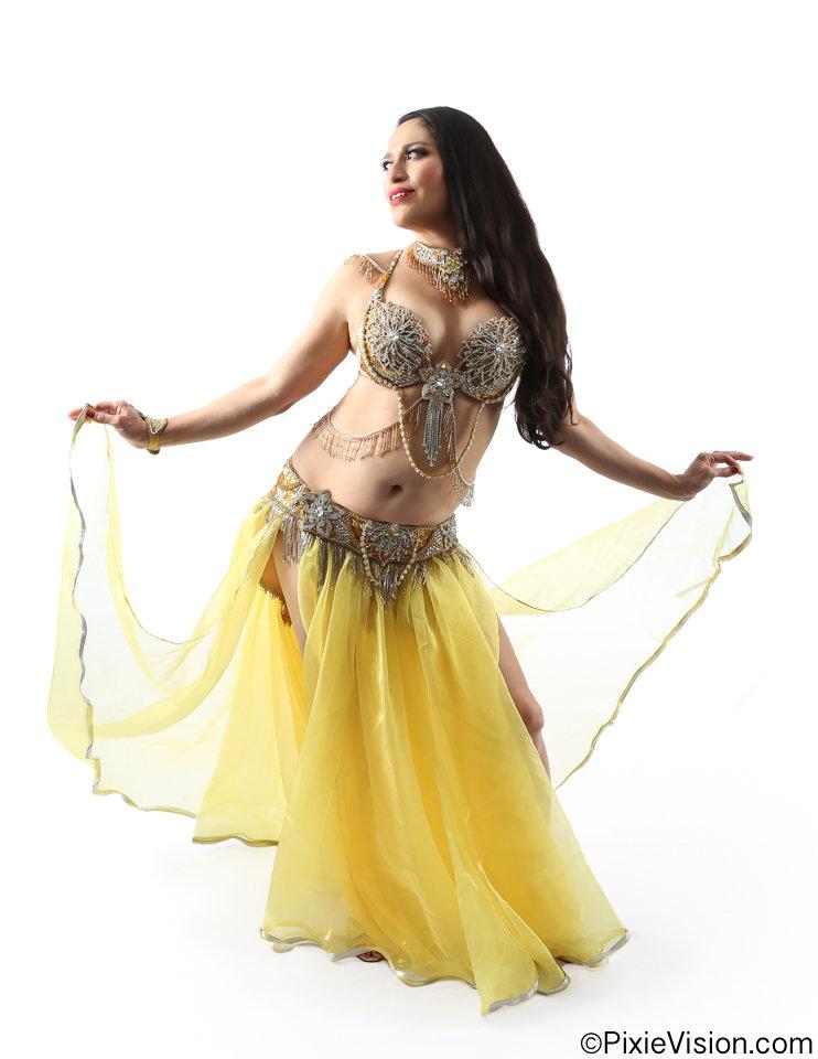 Belly Dance Choreography