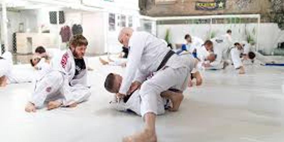 Gracie Jiu-Jitsu Erwachsene