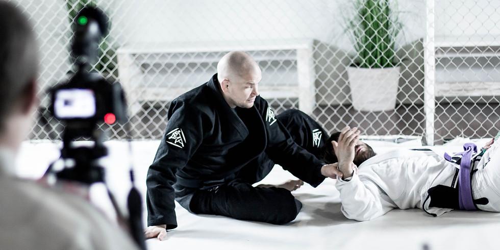 Mario Stapel online Jiu-Jitsu Seminar