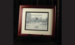 Framed Awards7