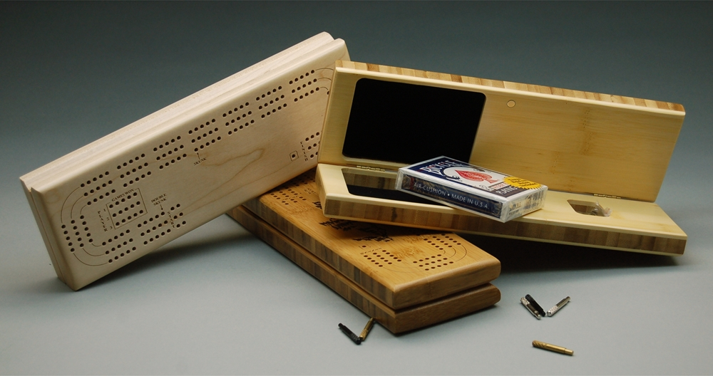 Cribbage Board Box_CBB