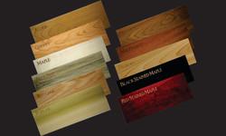 Heirloom Frames Wood Species2