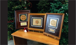 Framed Awards Wood Grouping3_Website Image