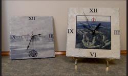 Personalized Stone Clocks1