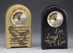 Solid Wood Clock_SKBA