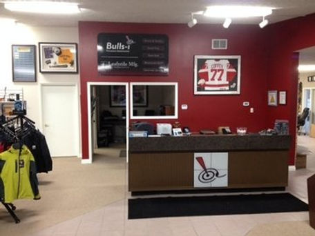 Bulls-i Product Showroom