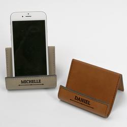 Leatherette Phone Holder 1