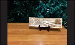 3d Wood Carving_Golf Scene_Website Image