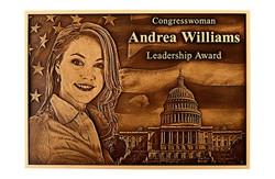 Bronze Plaque_andrea-williams-congress