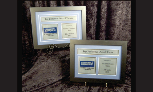 Framed Awards2