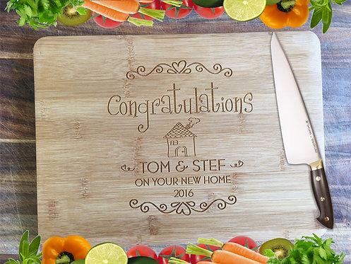 Congratulations-House Warming