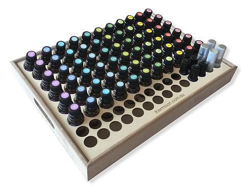 Essential Oils Wooden Storage Tray