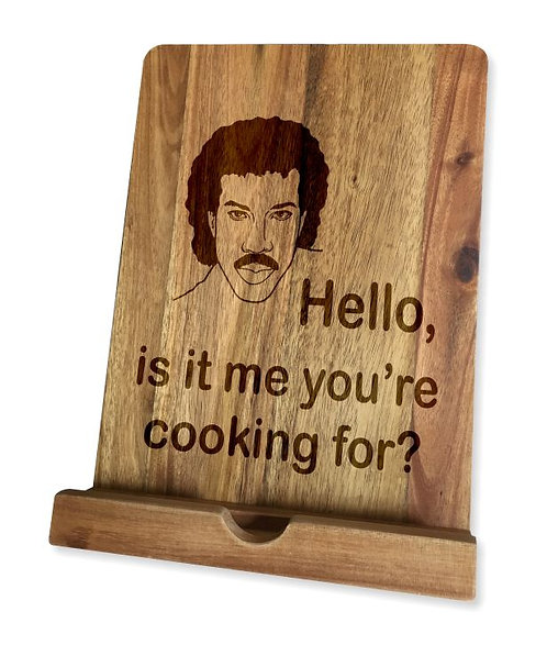 Is It Me You're Cooking For?