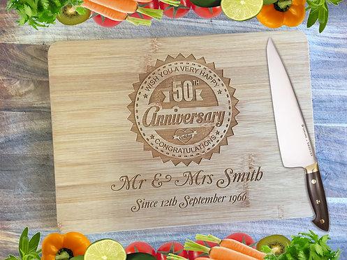 Anniversary Board
