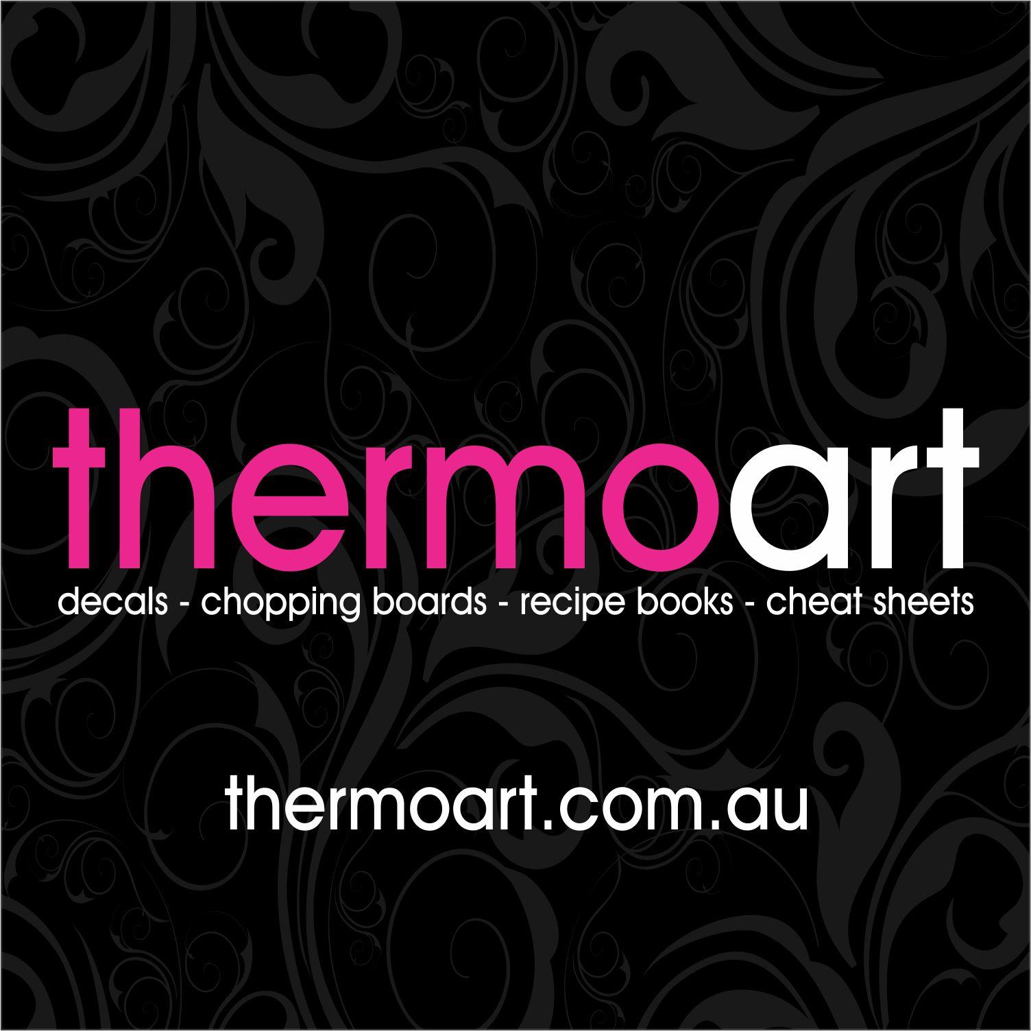 Thermomix Decals Tm31 Nature Australia Thermoart