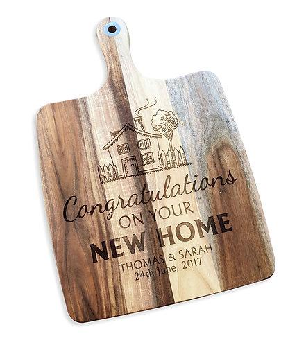 Congratulations-New Home
