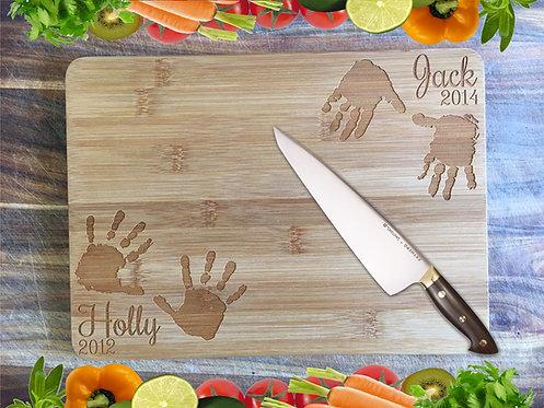 Hand Print Board