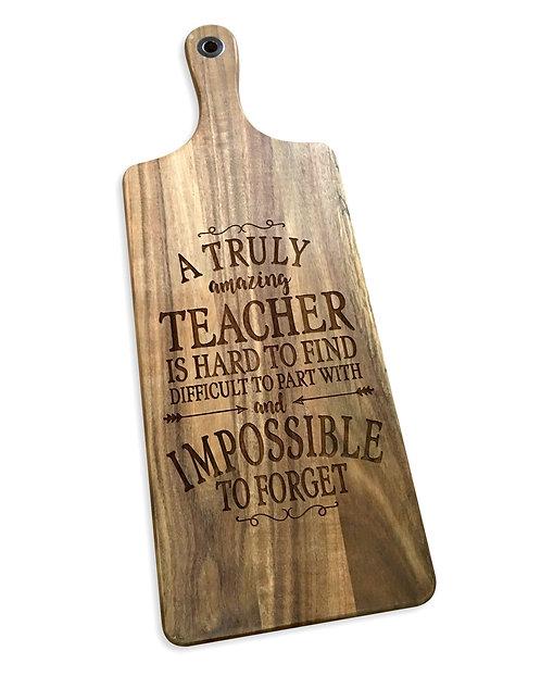 An Amazing Teacher