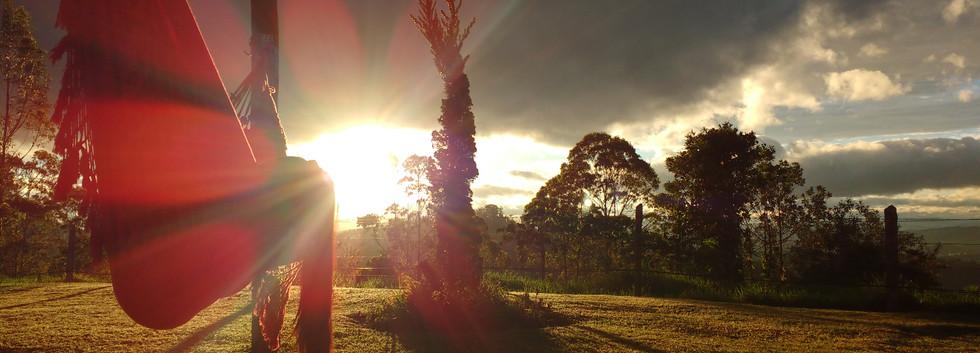 Pôr do Sol de Guararema-sp