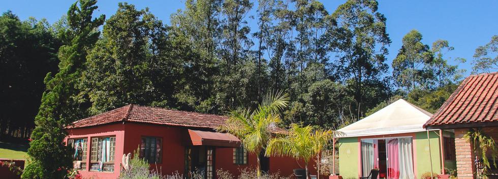 Dormitórios do Instituto de Desenvolvimento e Estudos da Consciência Holística - portalidech.com.br