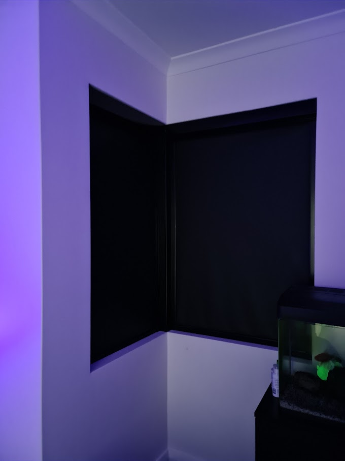 Doubleview Blackout Blinds
