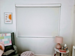 Kenwick Blackout Blinds Baby's Room