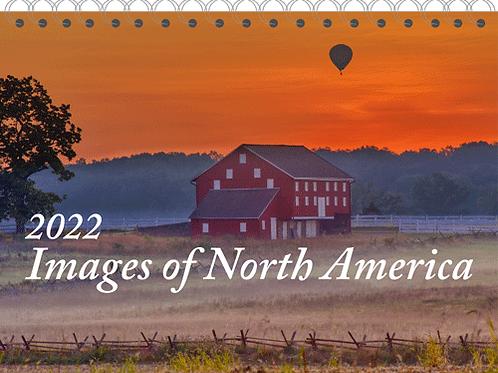 Images of North America Calendar