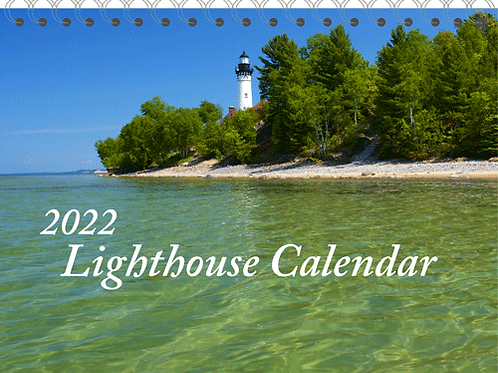 Michigan Lighthouse Calendar