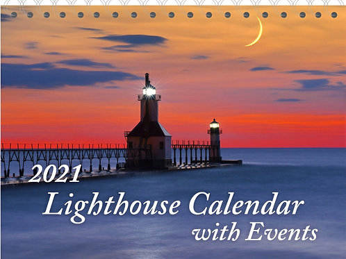 Michigan Lighthouse Calendar of Events
